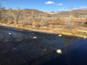 instream boulders